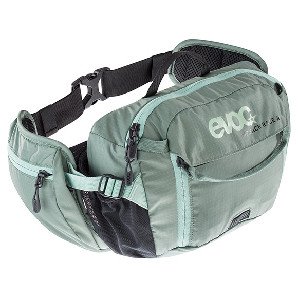 EVOC Hüfttasche HIP PACK Race 3L + 1,5L Bladder-slate-image