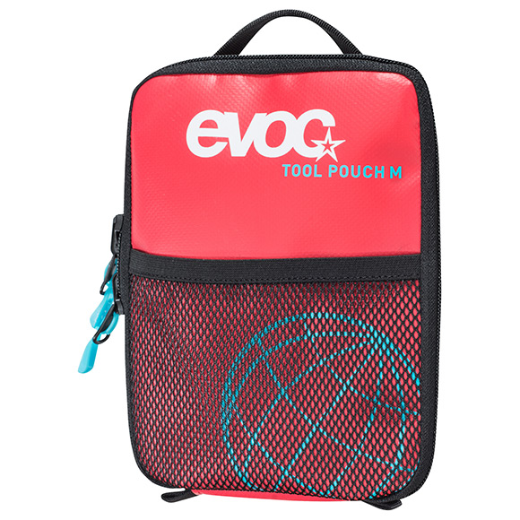 EVOC Multifunktionstasche TOOL POUCH M/1L-neon blue-image